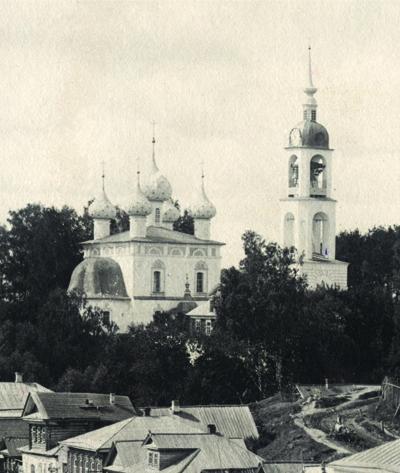 Храм Иоанна Предтечи <br> в селе Катунки